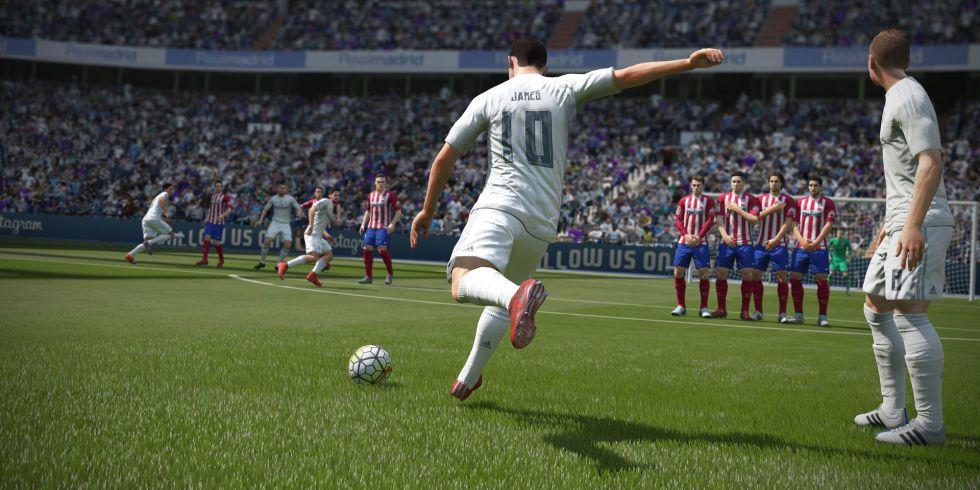 FIFA 17 iOS Gameplay