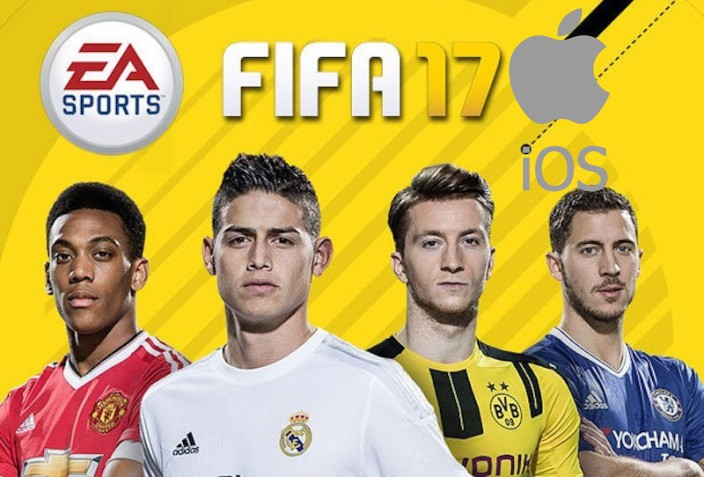 FIFA 17 iOS