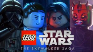 Download Lego Star Wars: The Skywalker Saga IPA for IOS