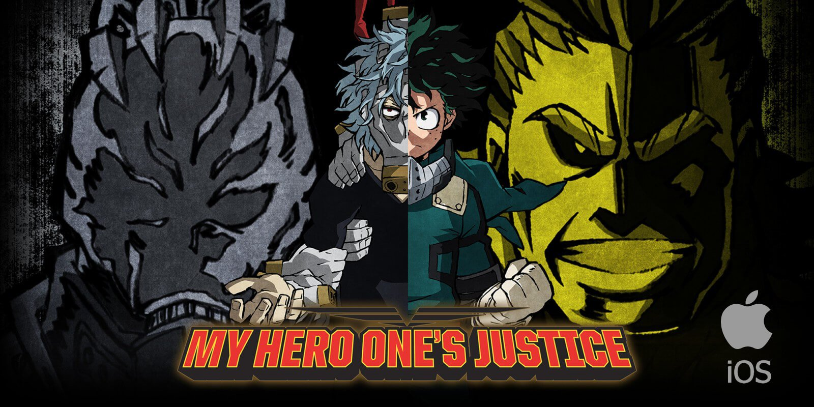 My Hero Ones Justice iOS Cover
