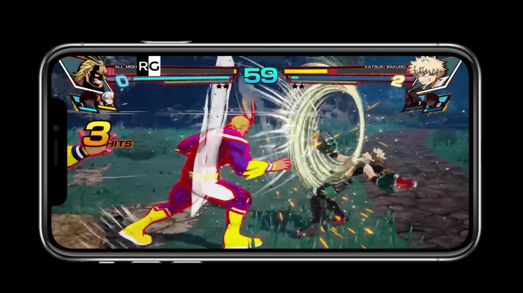 My Hero Ones Justice iOS Gameplay