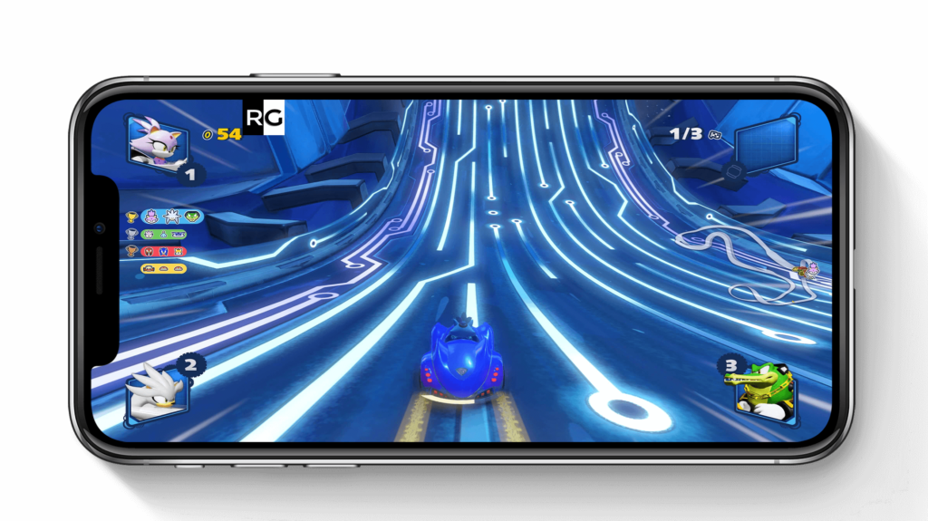 Team Sonic Racing iOS Screenshot