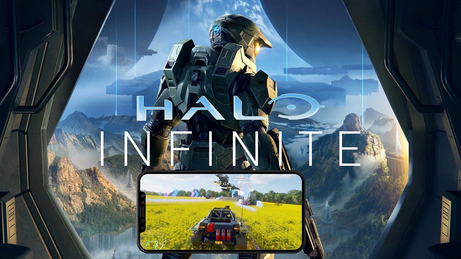 HALO Infinite iOS