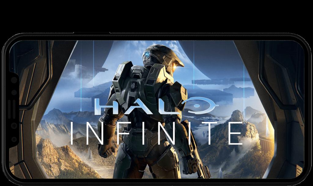 Halo Infinite iOS Game Cover