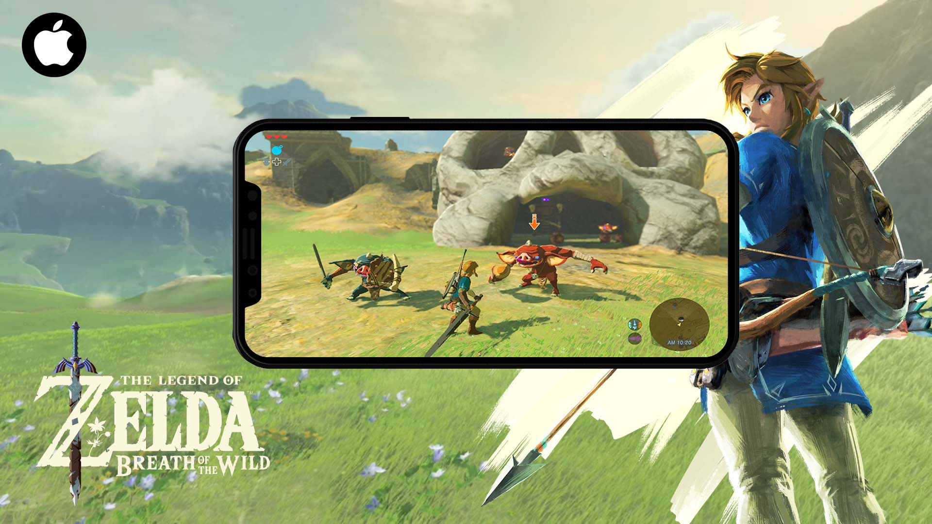 The Legend of Zelda: Breath of the Wild 2 iOS