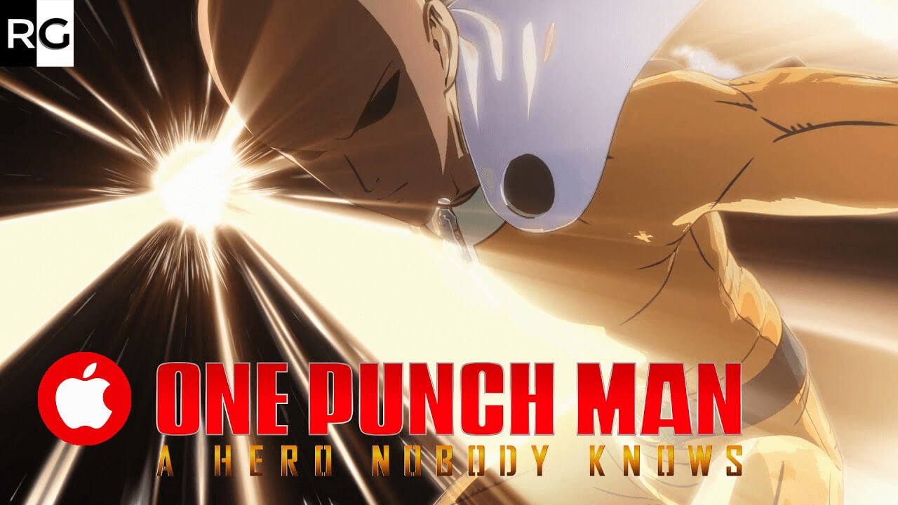 One Punch Man A Hero Nobody Knows iOS Cover