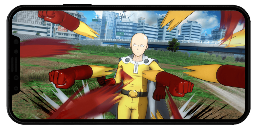 One Punch Man A Hero Nobody Knows iOS Screenshot