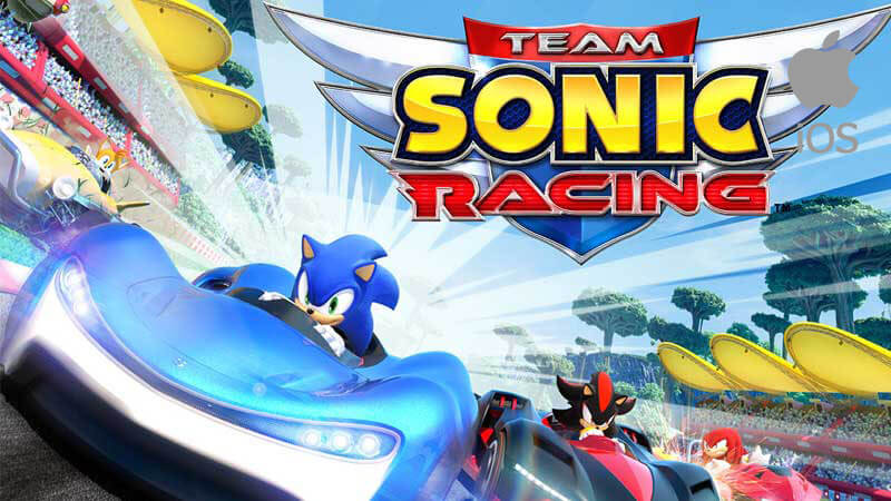 Team Sonic Racing iOS