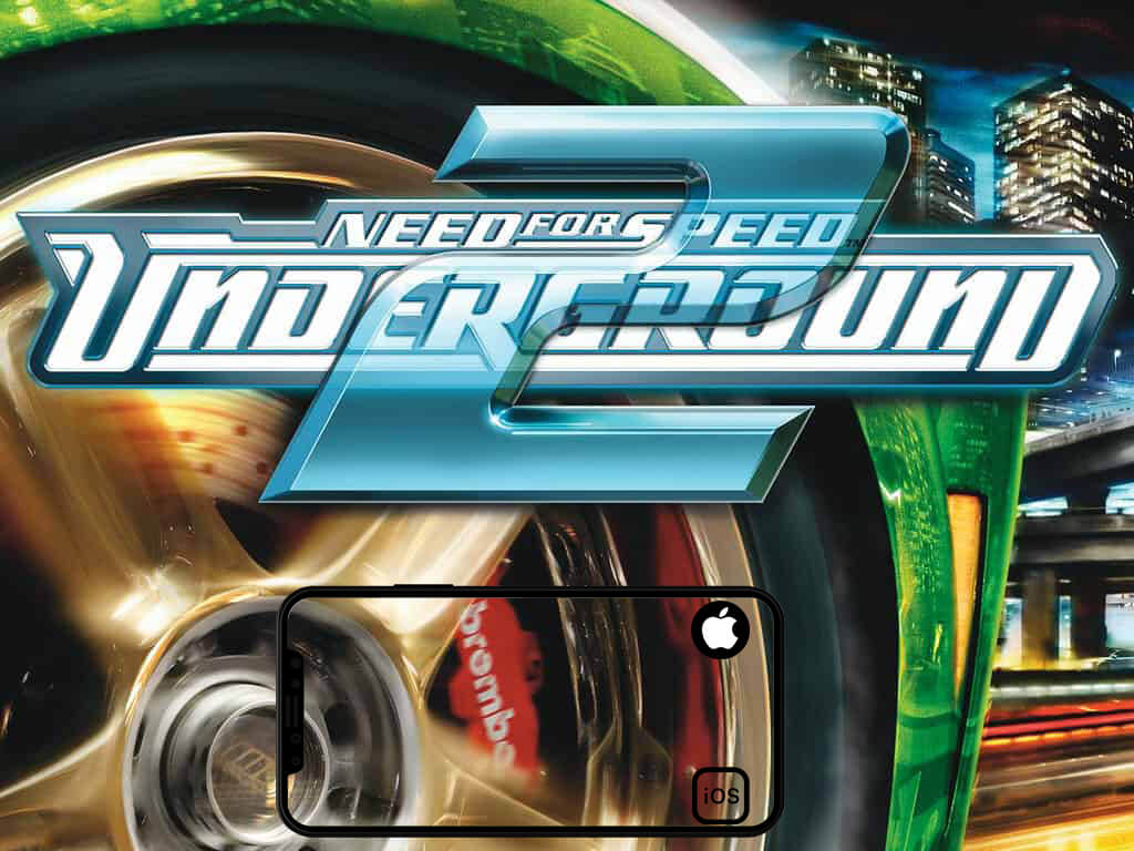 Need for Speed Underground 2 iOS