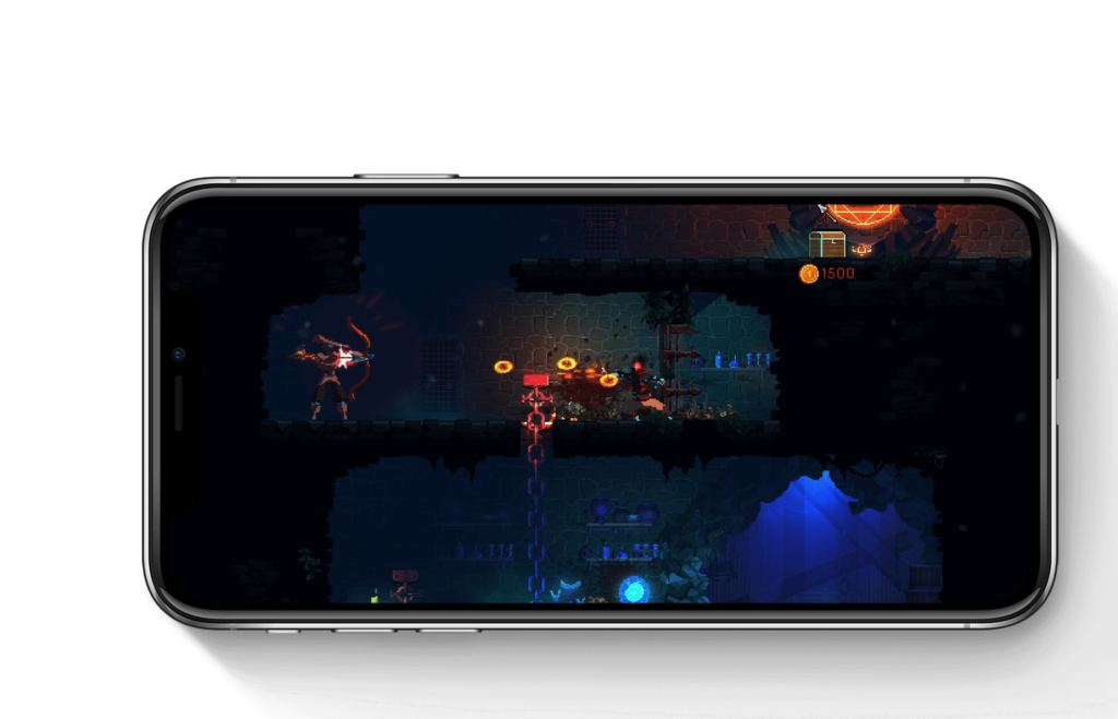 Dead Cells iOS Gameplay