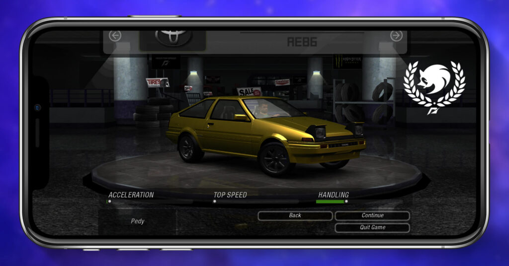 Need for Speed Underground 2 iOS Game