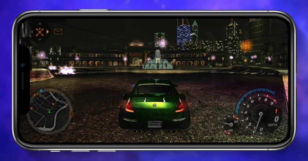 Need for Speed Underground 2 iOS Gameplay