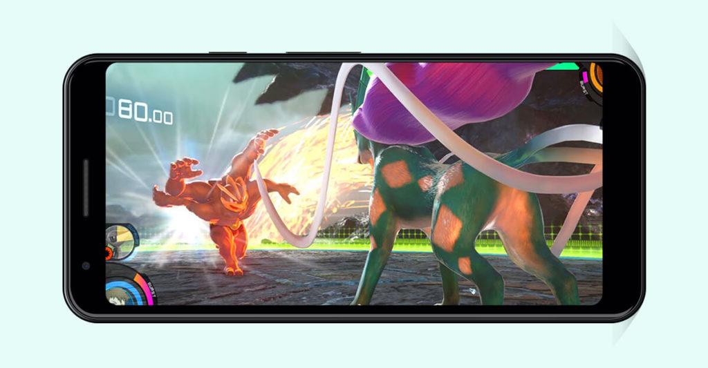 Pokkén Tournament DX Android Screenshot
