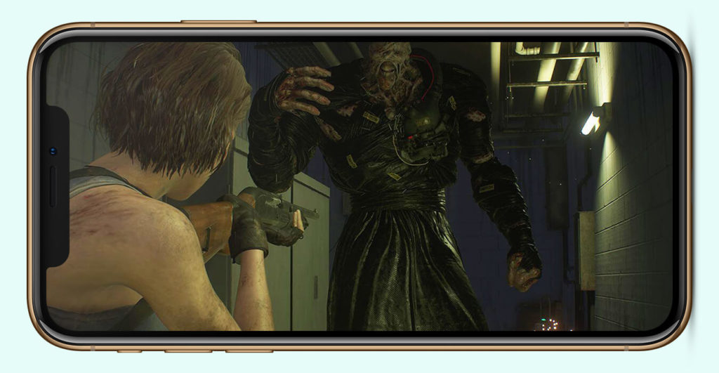 Resident Evil 3 iOS Screenshot