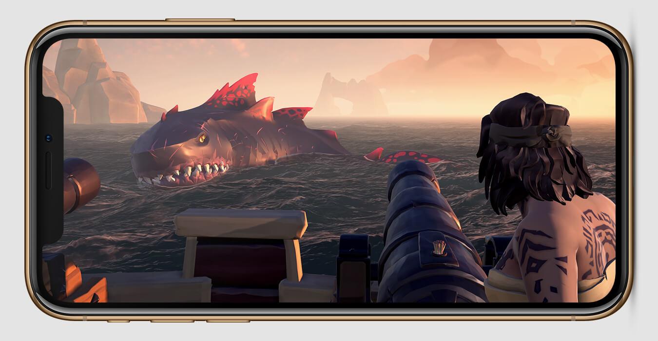 Sea of Thieves iOS Screenshot