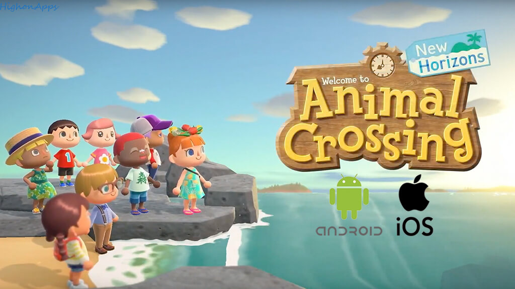 Animal Crossing New Horizons Android iOS