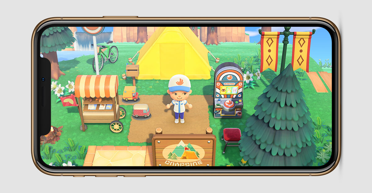 Animal Crossing New Horizons iOS