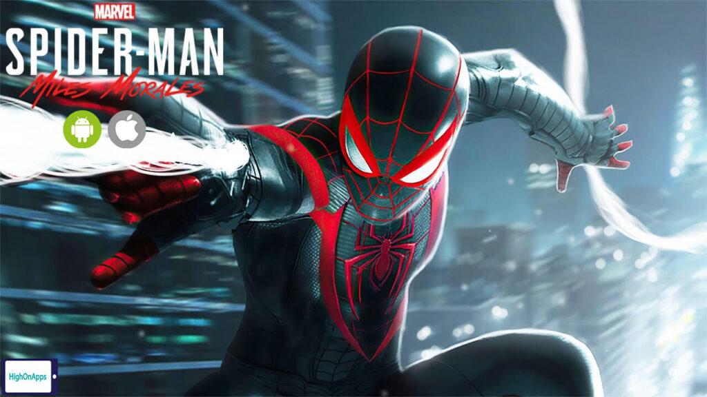 Spider-Man: Miles Morales Mobile Banner